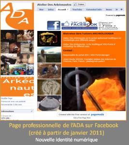 Les réseaux sociaux de l'ADA (1) – Facebook