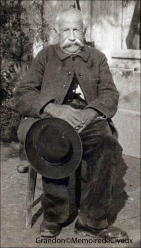 Monsieur Grandon_Memoire de Civaux